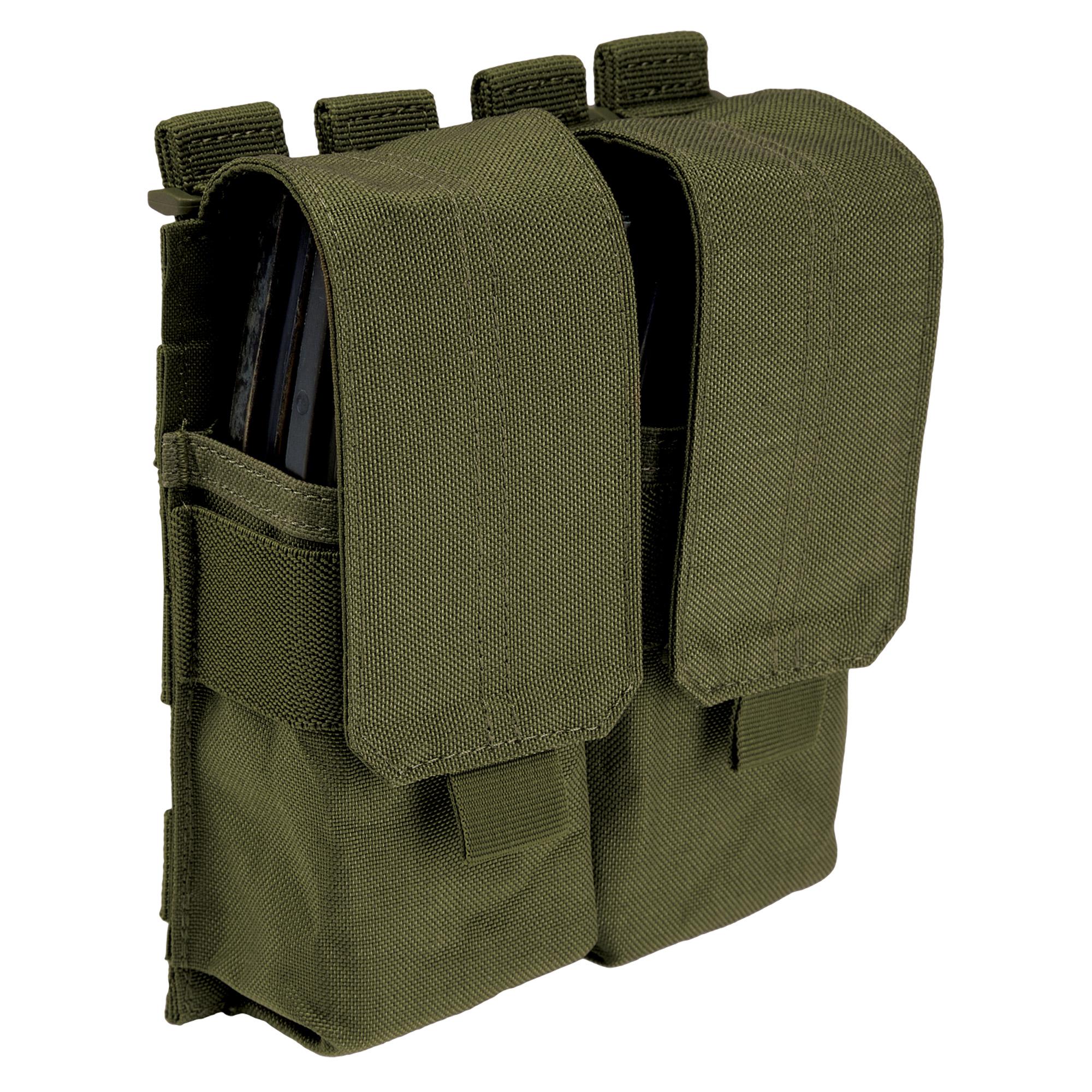 פונדה כפולה ל- 2 מחסניות רובה שטוחות  #58706
